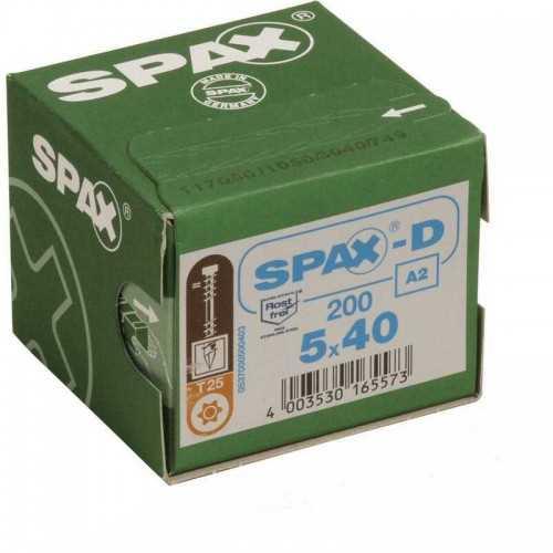 Spax Schrauben
