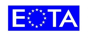 Europäische Technische Zulassung ETA-13/0184 für Bohrschrauben Edelstahl Typ HT für die Schraubtechnik im Fassadenbau und Dachbau