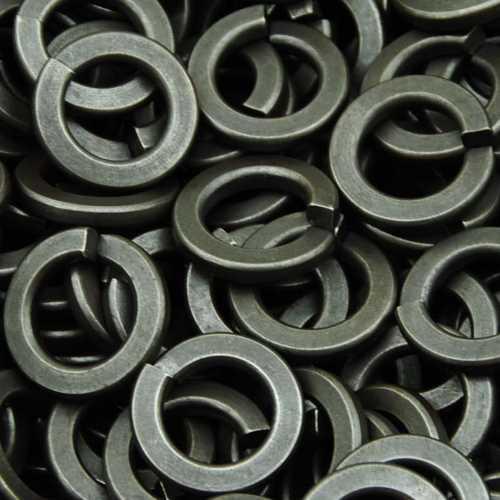 DIN 7980 Federringe für Zylinderschrauben schwarz brüeniert