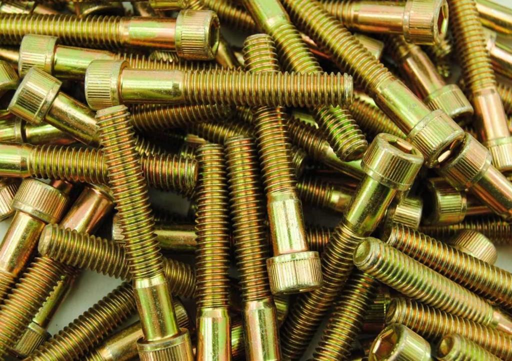 verzinkt M10 verschiedene Längen Innensechskantschrauben DIN 912//8.8 galv