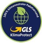 100 % klimaneutraler Versand von Schrauben und Muttern mit GLS KlimaProtect
