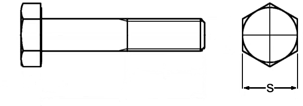 Verschiedene Schlüsselweiten bei metrischen Schrauben und Muttern Foto: Schraube & Mutter 49429 Visbek