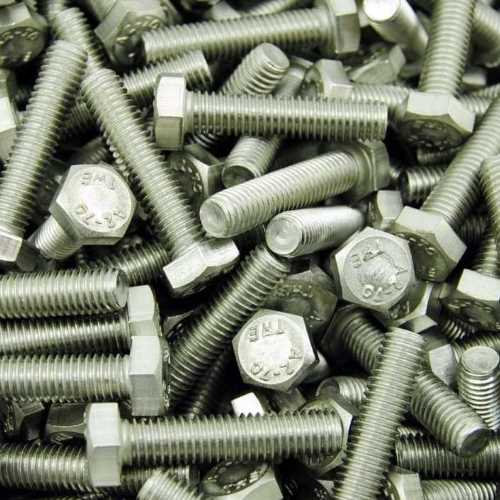 V2A Sechskantschrauben DIN 933 Edelstahl A2-70