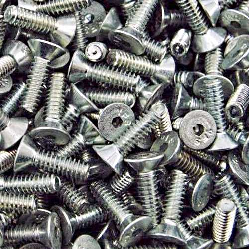 Senkschrauben mit Innensechskant DIN 7991 / DIN-EN-ISO 10642 M14 galvanisch verzinkt 8.8