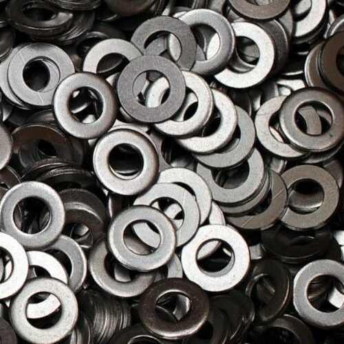 Unterlegscheiben DIN 125 Aluminium Form A ohne Fase